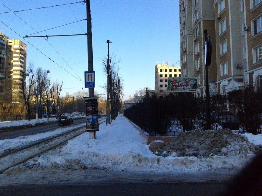 На Французском бульваре в Одессе рельсы стали новой пешеходной зоной (ФОТО), фото-1