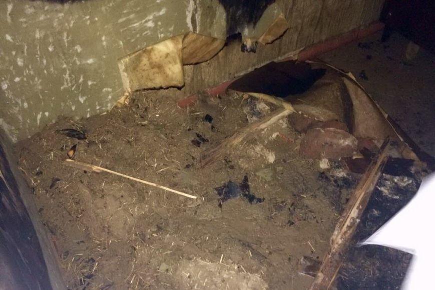 Под Харьковом загорелся дом. Соседи успели спасти двоих жильцов (ФОТО), фото-3