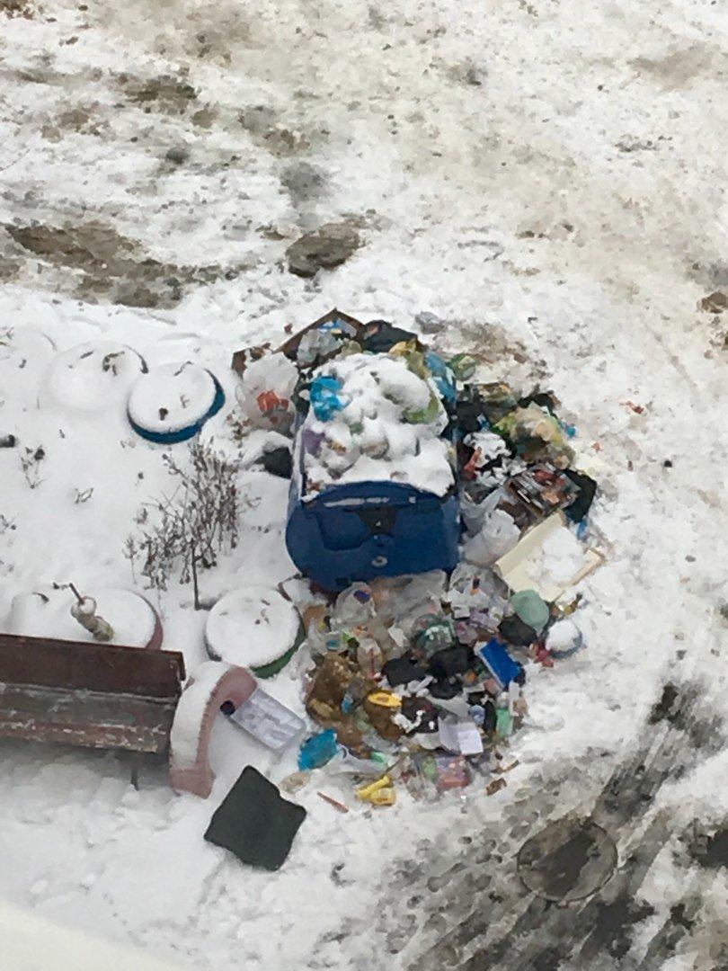 Одесские улицы завалили мусором: отходы не вывозят (ФОТО), фото-1