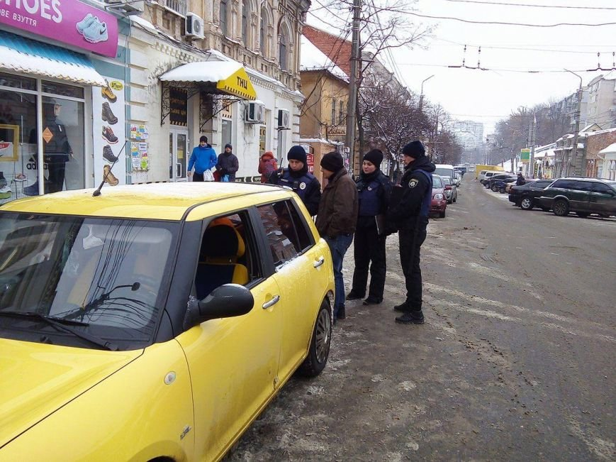 Полицейские приучают сумских водителей парковаться правильно (ФОТО), фото-3