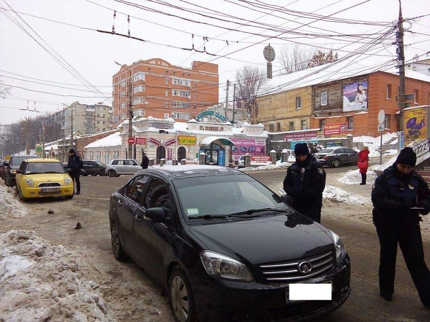 Полицейские приучают сумских водителей парковаться правильно (ФОТО), фото-2