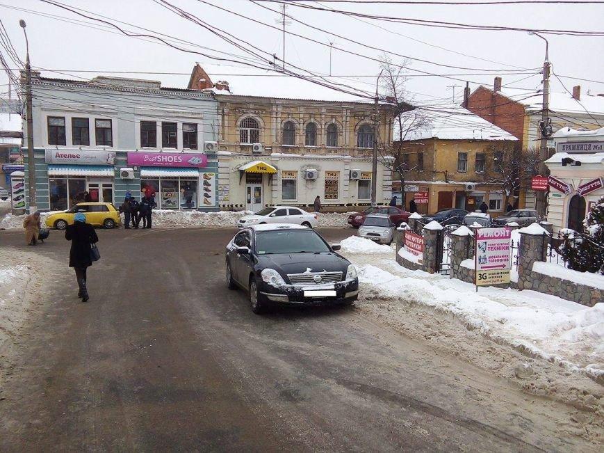 Полицейские приучают сумских водителей парковаться правильно (ФОТО), фото-4