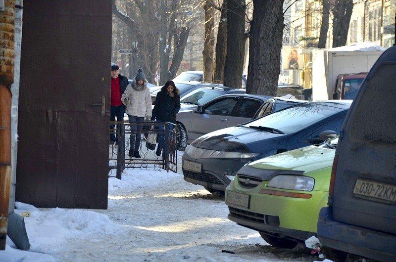 Автохамы оккупировали переулок в центре Одессы (ФОТО), фото-4