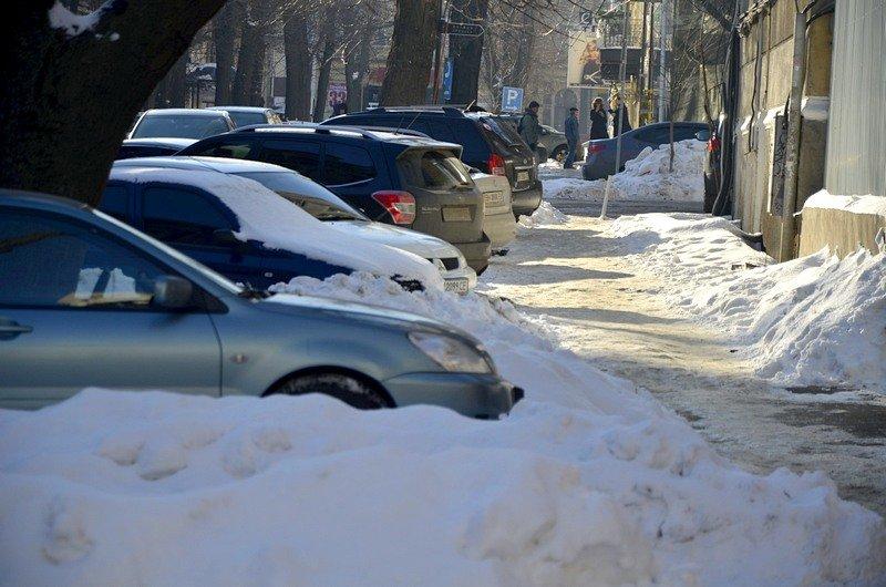 Автохамы оккупировали переулок в центре Одессы (ФОТО), фото-3