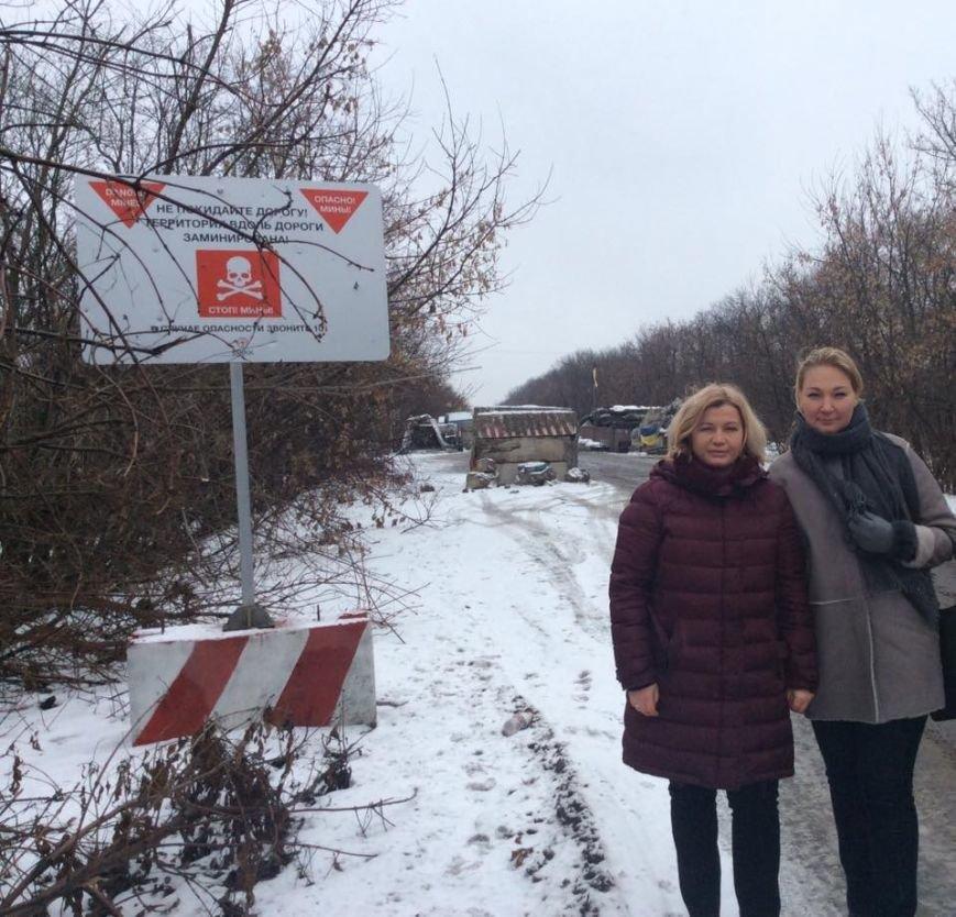 До сих пор ни одного решения суда по вопросам злоупотреблений на КПВВ в Донбассе нет - Геращенко, фото-1