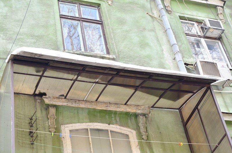 Сосульки-убийцы нависли над одесситами (ФОТО), фото-2