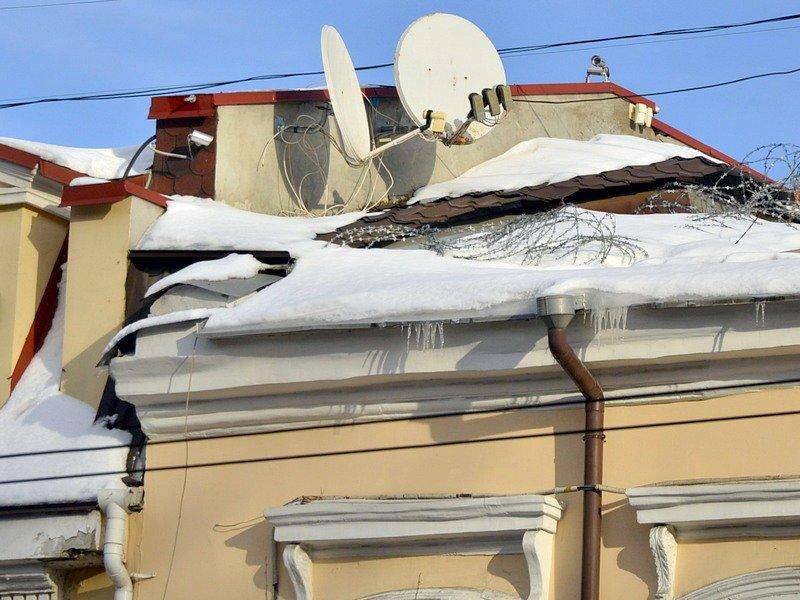 Сосульки-убийцы нависли над одесситами (ФОТО), фото-3