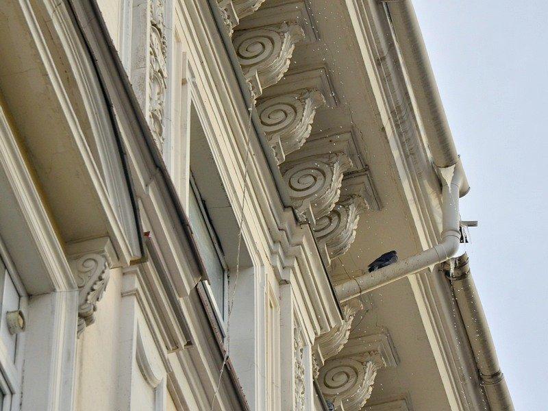 Сосульки-убийцы нависли над одесситами (ФОТО), фото-10