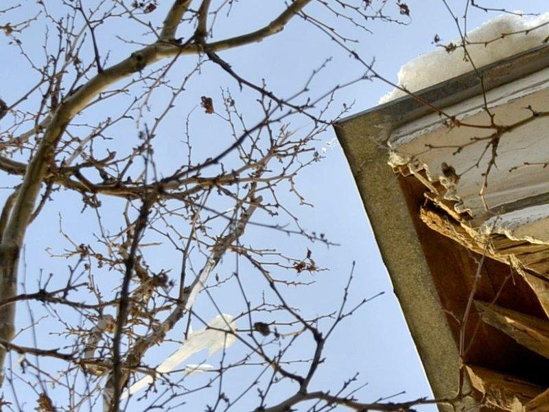 Сосульки-убийцы нависли над одесситами (ФОТО), фото-8