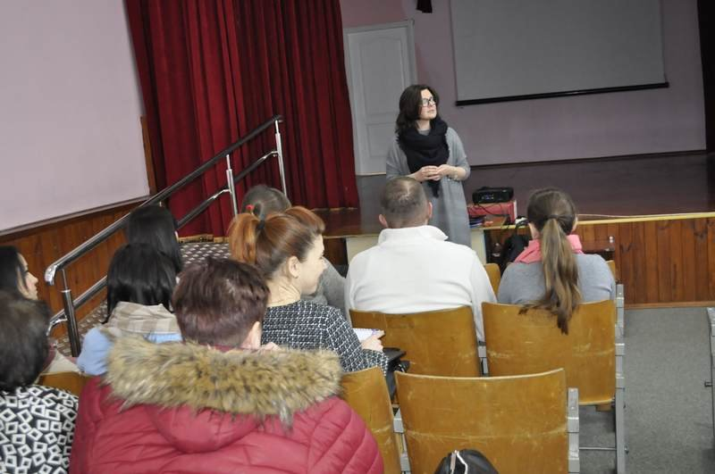 Вчителі та психологи Броварів відвідали семінар від «Академії неперервної освіти» (Фото), фото-2