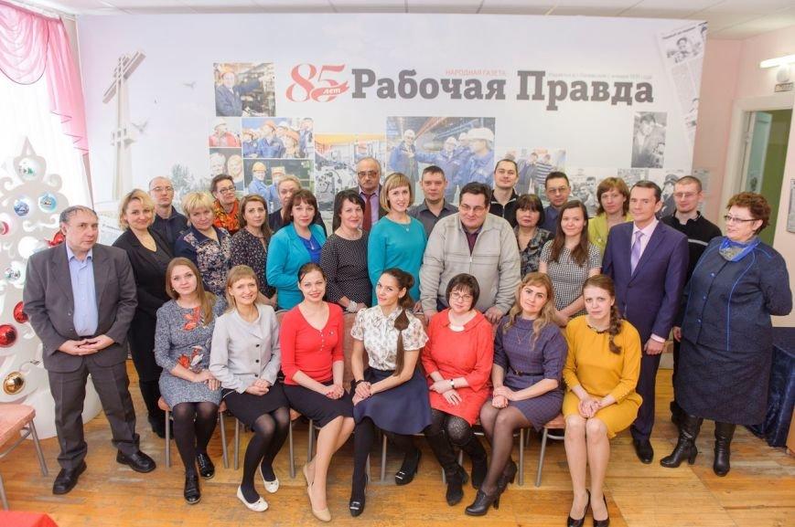 Полевские журналисты отметили День российской печати, фото-1