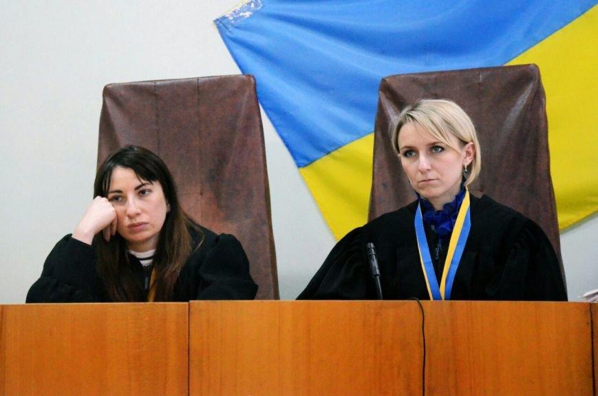 В Запорожье состоялся суд за разгон майдана над генералом Сербой, - ФОТО, фото-4
