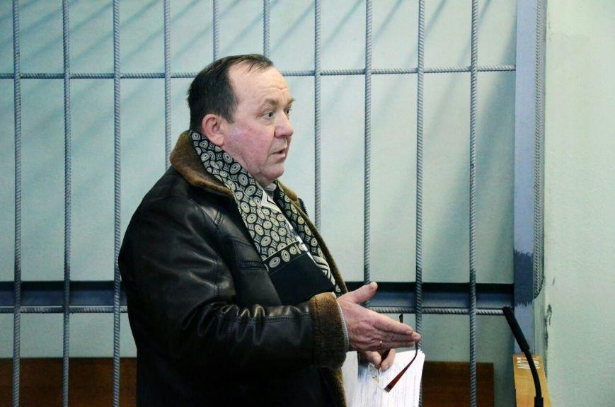 В Запорожье состоялся суд за разгон майдана над генералом Сербой, - ФОТО, фото-2