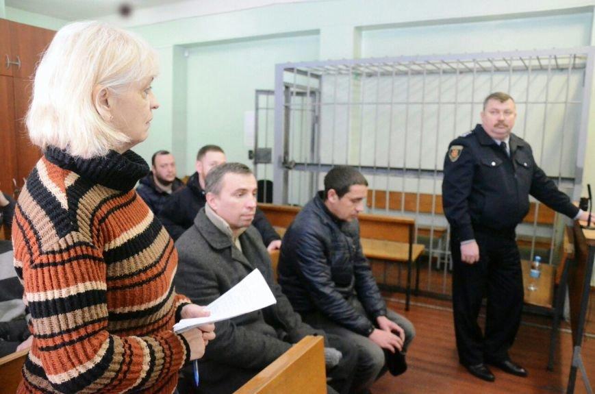 В Запорожье состоялся суд за разгон майдана над генералом Сербой, - ФОТО, фото-1