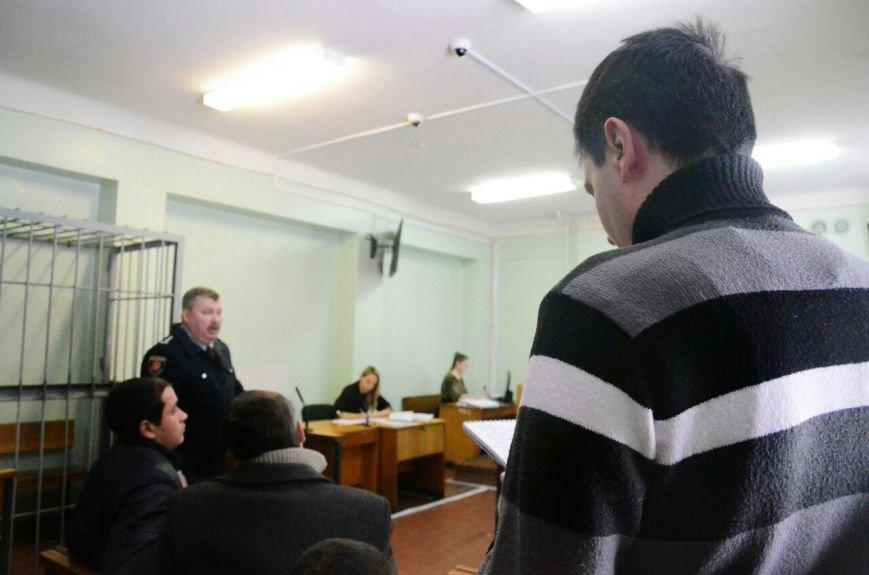 В Запорожье состоялся суд за разгон майдана над генералом Сербой, - ФОТО, фото-5
