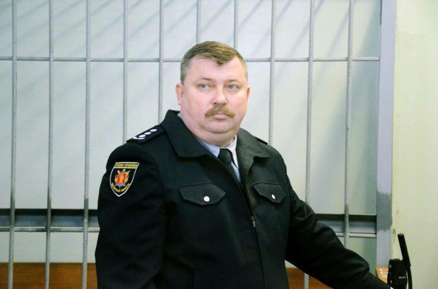 В Запорожье состоялся суд за разгон майдана над генералом Сербой, - ФОТО, фото-3