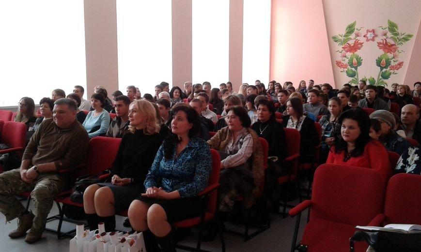 В Авдеевке колядовали львовские студенты (ФОТО/ВИДЕО), фото-5