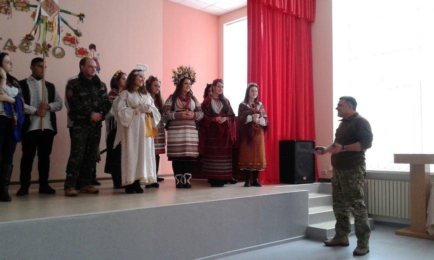 В Авдеевке колядовали львовские студенты (ФОТО/ВИДЕО), фото-8