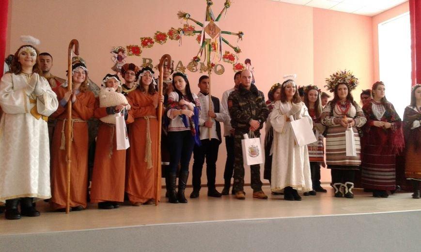 В Авдеевке колядовали львовские студенты (ФОТО/ВИДЕО), фото-9