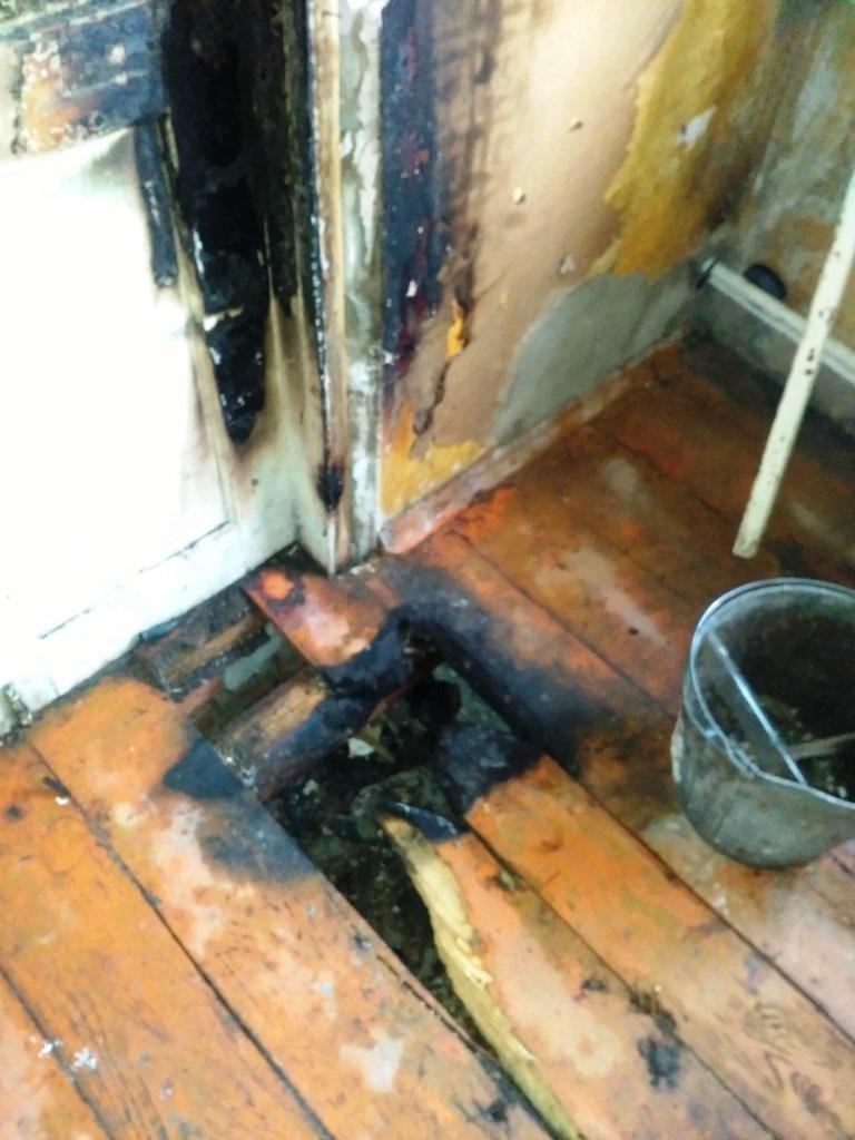 У Новограді-Волинському ліквідовано загоряння квартири у будинку барачного типу (ФОТО), фото-2