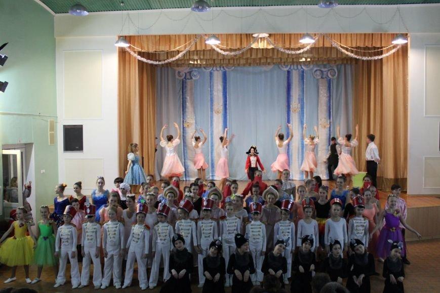В Мелитополе презентовали сказку-балет, фото-6