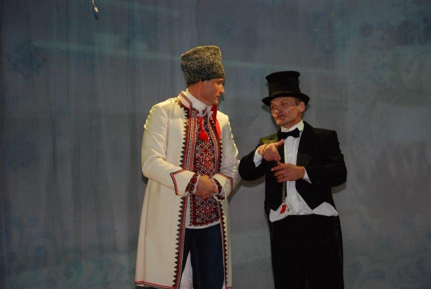 Спектакль «Вечера на хуторе близ Бердянска» прошел с успехом, фото-3