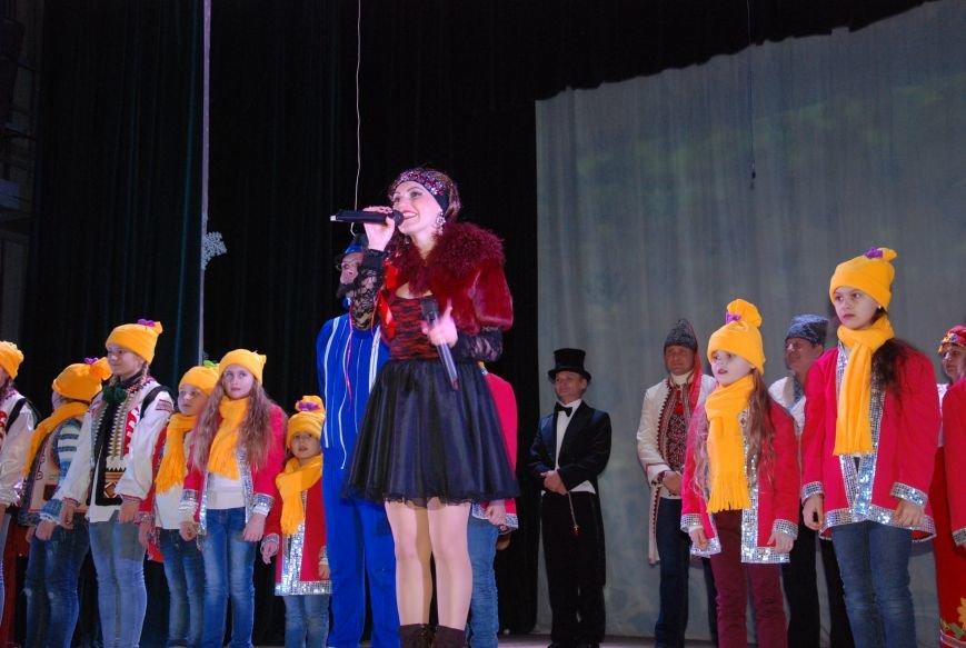 Спектакль «Вечера на хуторе близ Бердянска» прошел с успехом, фото-8