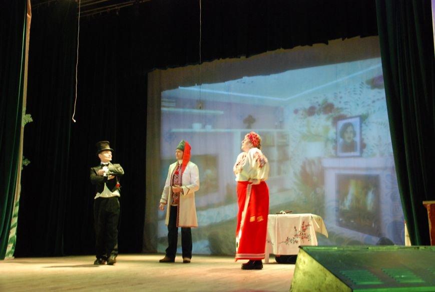 Спектакль «Вечера на хуторе близ Бердянска» прошел с успехом, фото-1