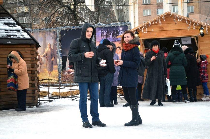 В Запорожье на Фестивальной площади отметили Старый новый год, - ФОТОРЕПОРТАЖ, фото-13