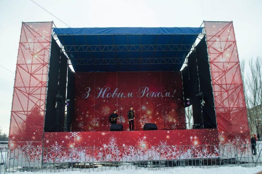 В Запорожье на Фестивальной площади отметили Старый новый год, - ФОТОРЕПОРТАЖ, фото-9