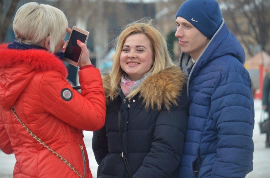 В Запорожье на Фестивальной площади отметили Старый новый год, - ФОТОРЕПОРТАЖ, фото-10