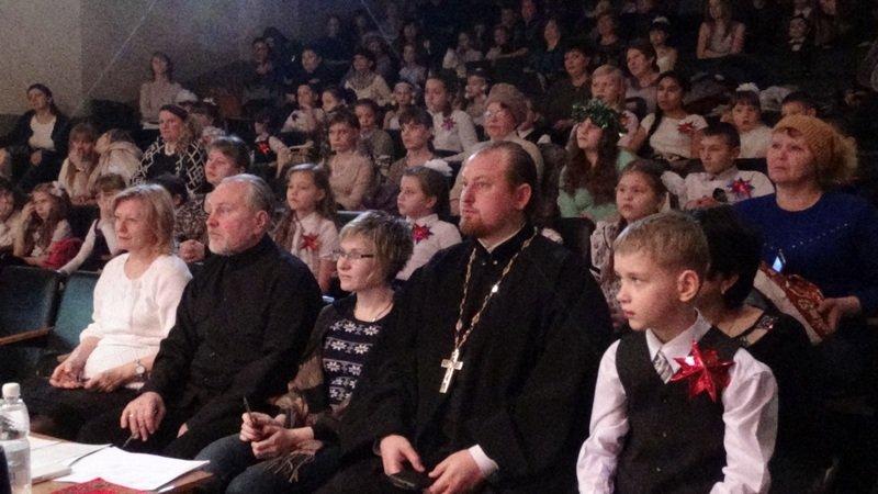 В Новошахтинском благочинии прошел второй тур открытого городского фестиваля православной культуры, фото-1