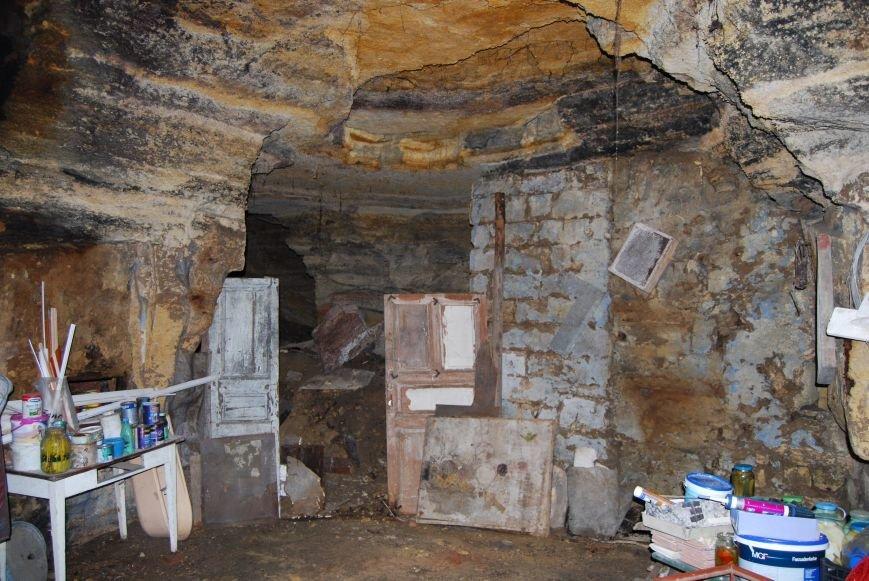 Одесса incognita: Уникальный дом в пещере (ФОТО), фото-9