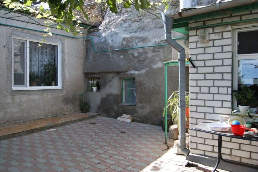 Одесса incognita: Уникальный дом в пещере (ФОТО), фото-1