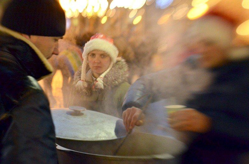 На Дерибасовской начался фестиваль глинтвейна (ФОТО), фото-9