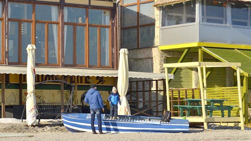 Одесситы вышли к морю греться на солнце (ФОТО), фото-11