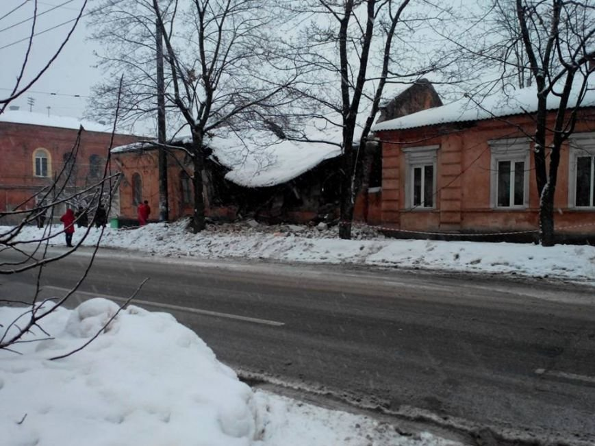 В Харькове рухнул дом: эксперты выясняют причину аварии (ФОТО), фото-2