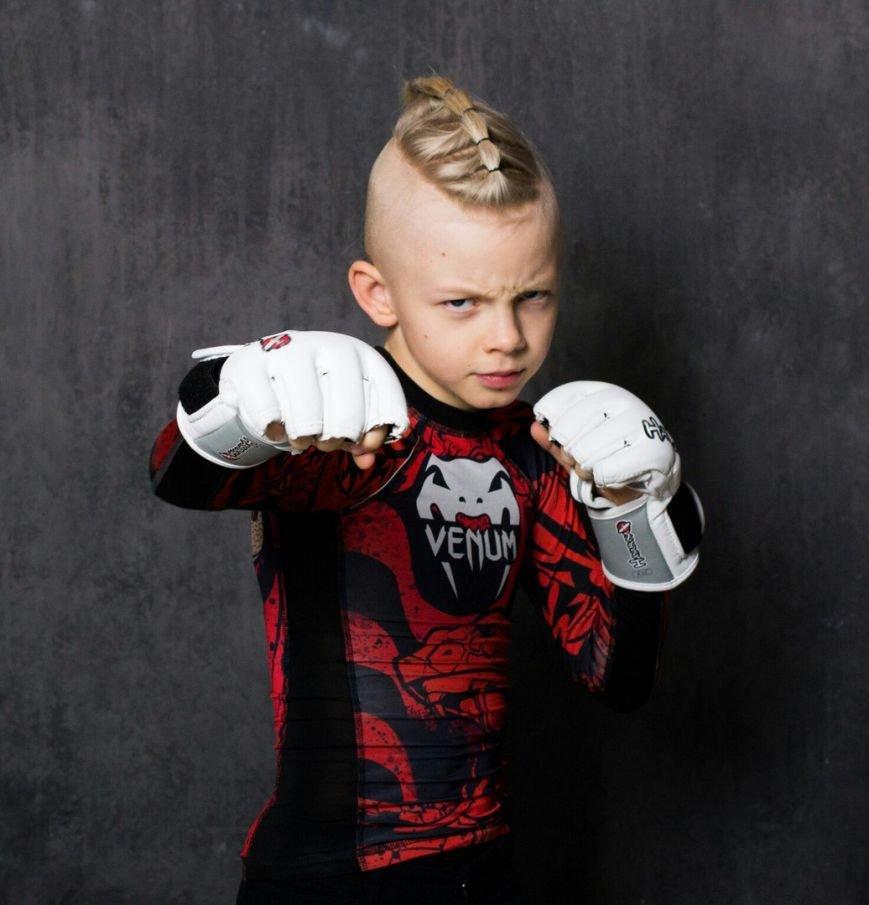 10-летний херсонец - первый в Украине по бразильскому джиу-джитсу и самый физически подготовленный ребенок в своем возрасте (фото), фото-2