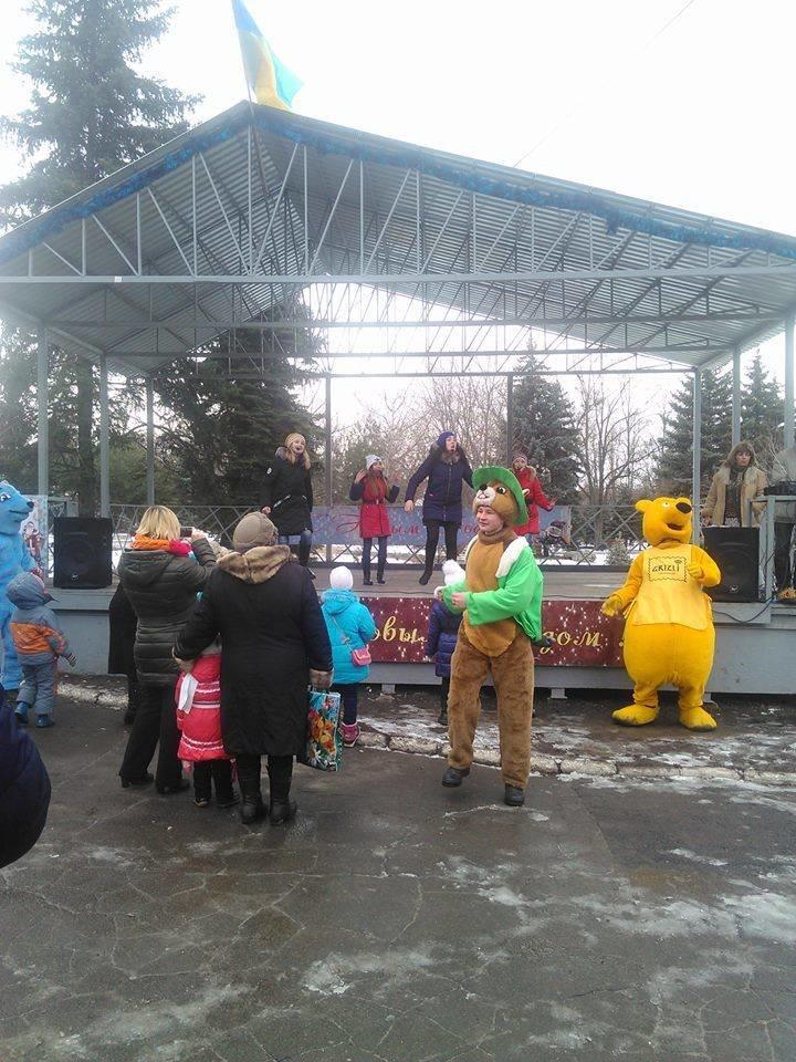 В Левобережном районе Мариуполя отметили окончание новогодних праздников (ФОТО), фото-2