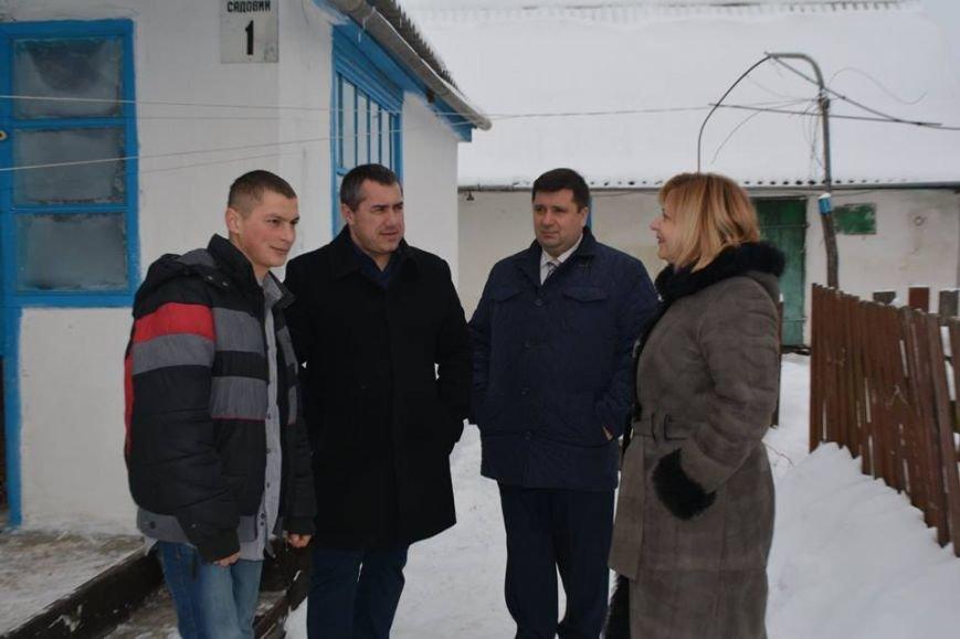 У Новоград-Волинському районі вручено ключі від будинку, фото-4