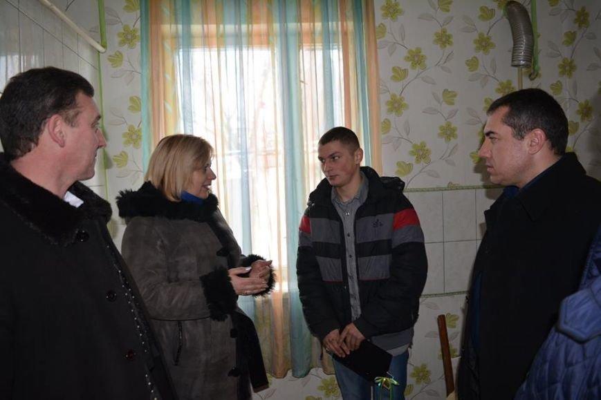 У Новоград-Волинському районі вручено ключі від будинку, фото-2