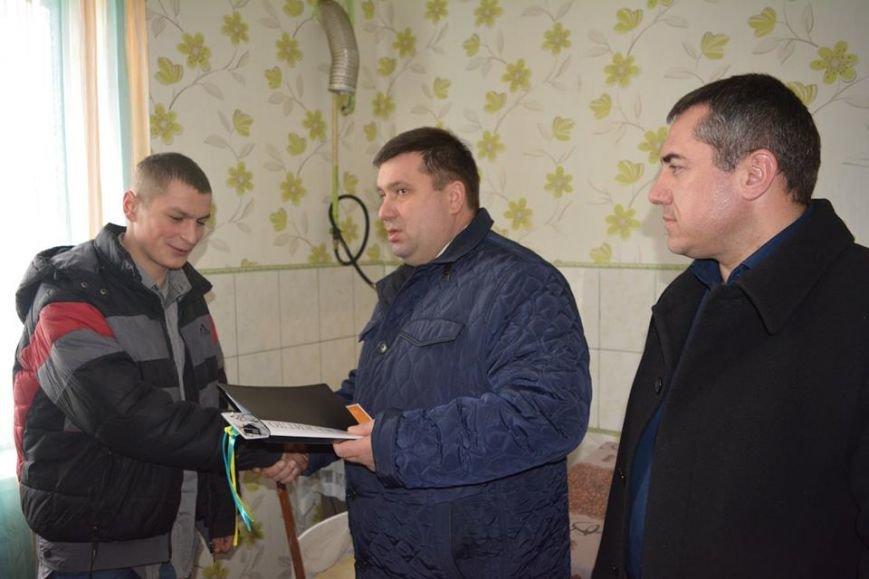 У Новоград-Волинському районі вручено ключі від будинку, фото-1
