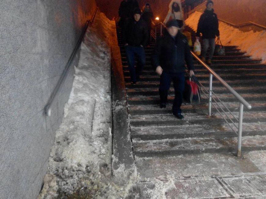 Одесские коммунальщики издеваются над инвалидами (ФОТО), фото-4