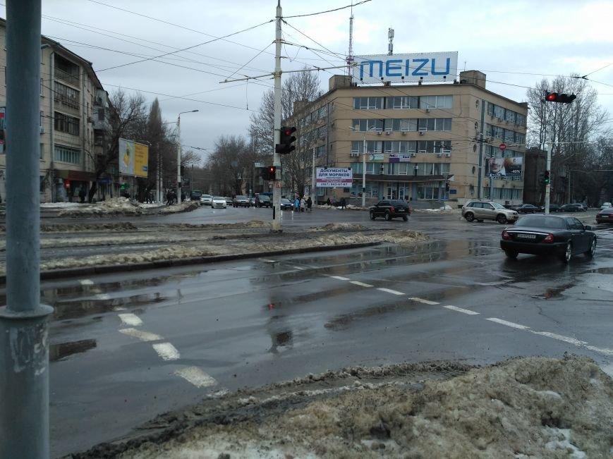 В Одессе на улицах выросли горы пемзы (ФОТО), фото-3