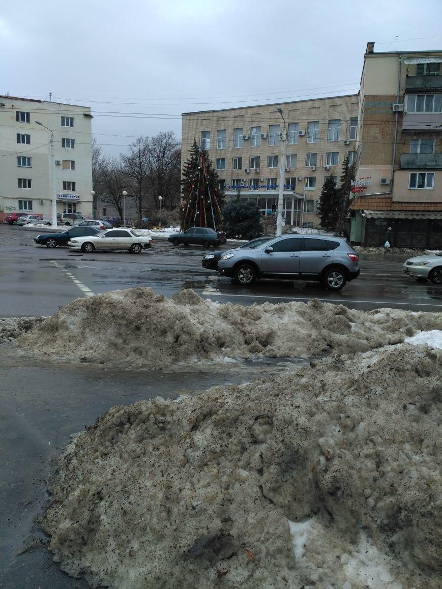 В Одессе на улицах выросли горы пемзы (ФОТО), фото-2