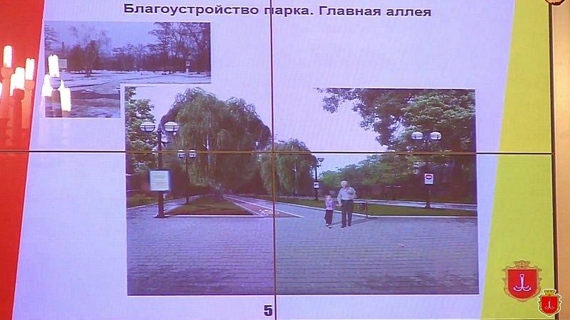 Очередной одесский парк пообещали превратить в базар (ВИДЕО), фото-3