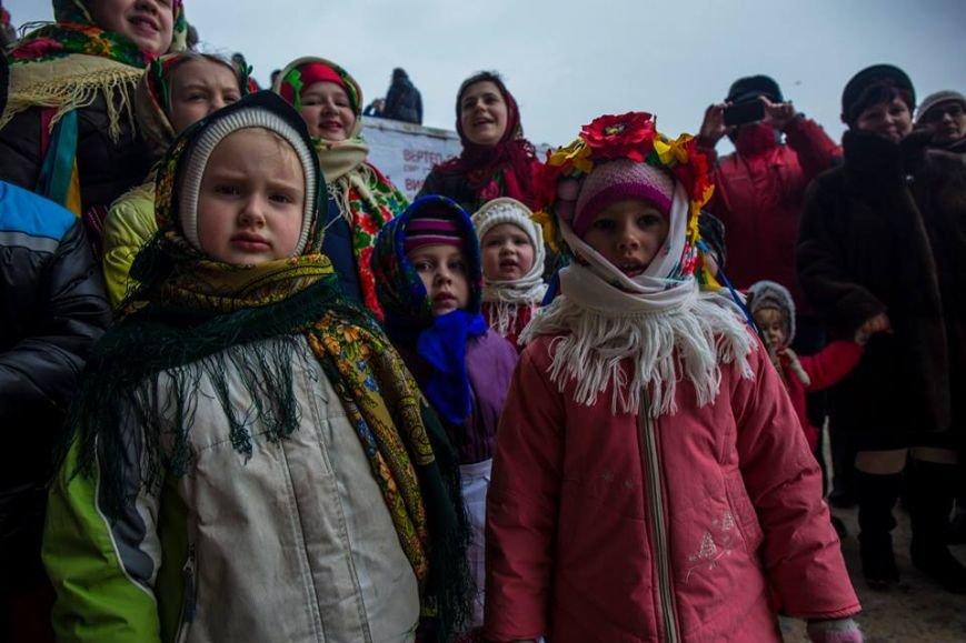 Харків_иконання колядки Нова радість стала_Леонид Логвиненко_4