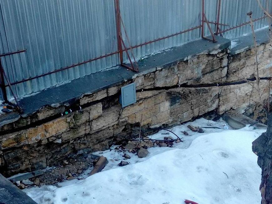 Как уничтожается Потемкинская лестница в Одессе: Шокирующие фото (ФОТО), фото-5