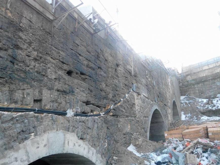 Как уничтожается Потемкинская лестница в Одессе: Шокирующие фото (ФОТО), фото-4