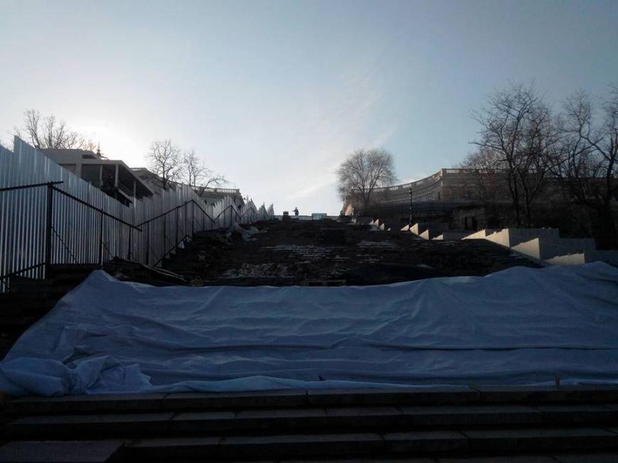 Как уничтожается Потемкинская лестница в Одессе: Шокирующие фото (ФОТО), фото-3